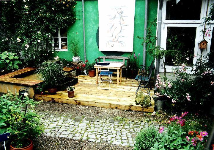 Andreas engelbrecht gartengestaltung for Gartengestaltung landhaus